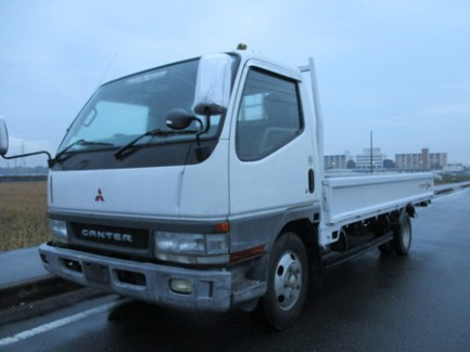 2000 Mitsubishi Canter D-T High 3 ton 4D33 Japanese used